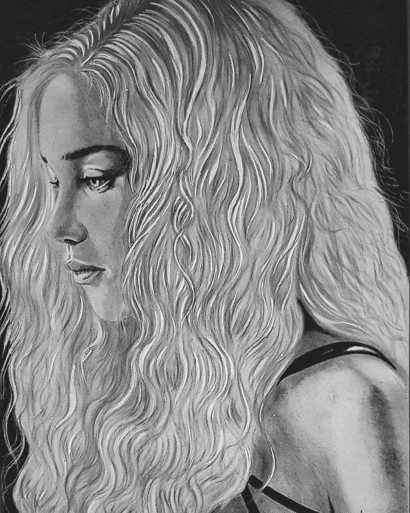 Emilia Clarke by Toniolebgdu63